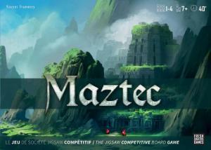 affiche Maztec