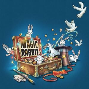 affiche Magic Rabbit