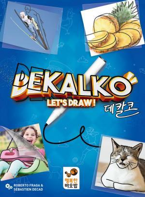 affiche Dekalko