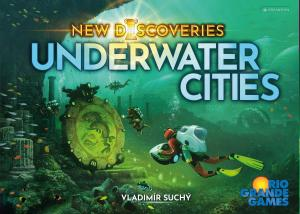 affiche Underwater Cities: New discoveries