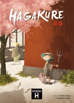 affiche Hagakure