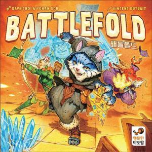 affiche Battlefold