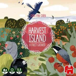 affiche Harvest Island