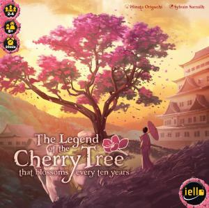 affiche La légende du cerisier qui fleurit tous les 10 ans