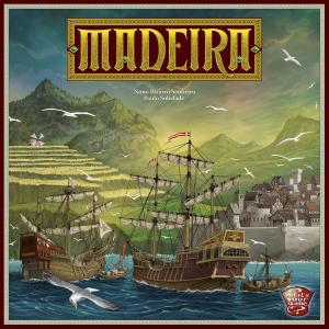 affiche Madeira