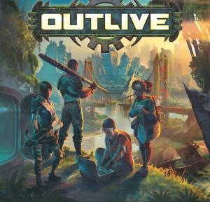 affiche Outlive