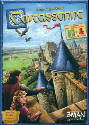 affiche Carcassonne