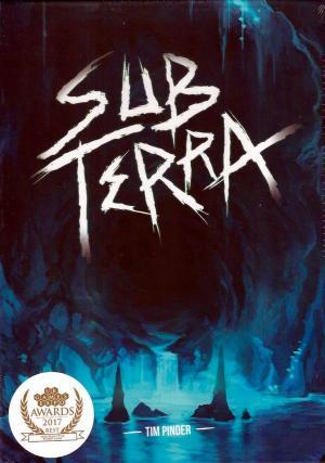 affiche Sub Terra