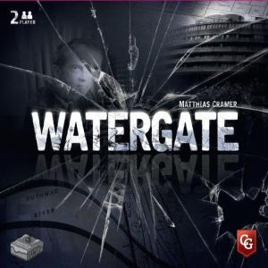 affiche Watergate