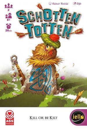 affiche Schotten Totten