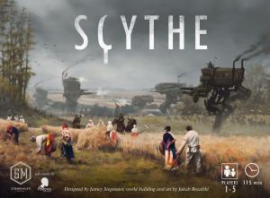 affiche Scythe