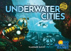 affiche Underwater cities