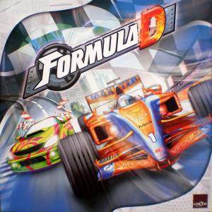 affiche Formula D