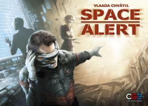 affiche Space Alert