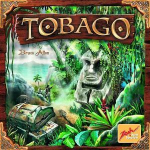 affiche Tobago