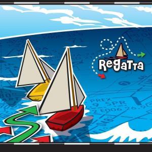 affiche Regatta