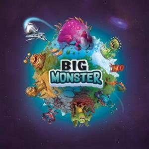 affiche Big Monster