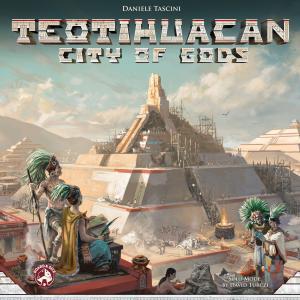 affiche Teotihuacan - La cité des dieux