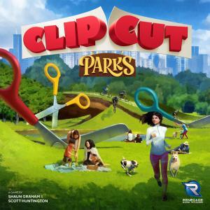 affiche Clip Cut Parcs