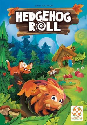 affiche Hedgehog Roll