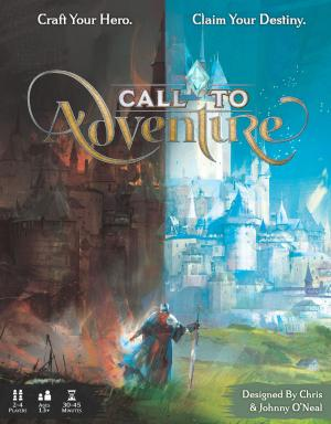 affiche Call to Adventure