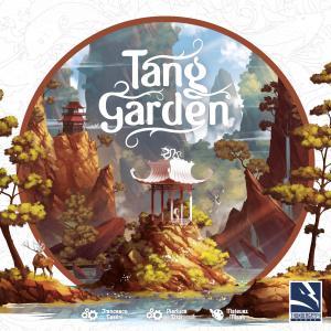 affiche Tang Garden
