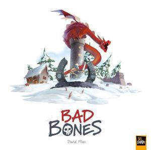 affiche Bad Bones