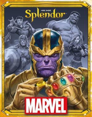 affiche Splendor Marvel
