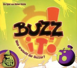 affiche Buzz it !