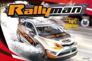 affiche Rallyman