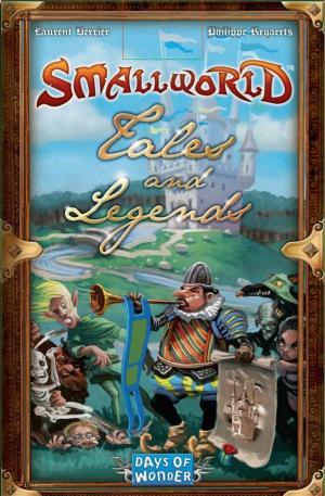 affiche Smallworld: Contes et Légendes