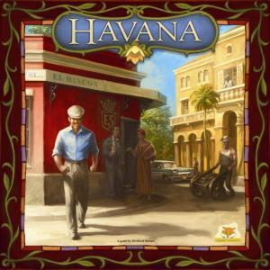 affiche La Havane