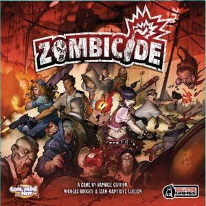 affiche Zombicide