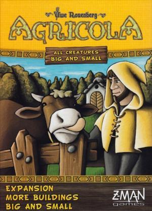 affiche Agricola: Bâtiments de Ferme