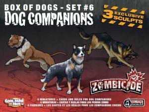 affiche Zombicide : Dog Companions