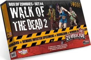 affiche Zombicide : Walk of the Dead 2