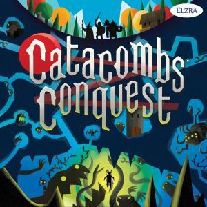 affiche À la conquête des catacombes