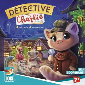 affiche Detective Charlie