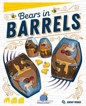 affiche Bears in Barrels