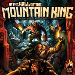 affiche L'antre du roi de la montagne