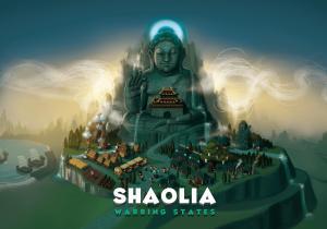 affiche Shaolia: Warring States
