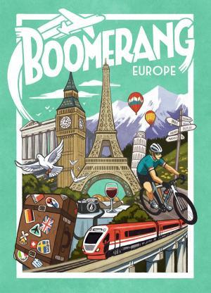 affiche Boomerang: Europe