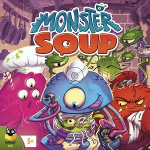 affiche Monster Soup