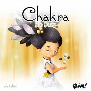affiche Chakra: Yin Yang
