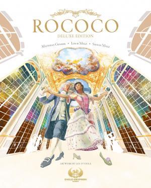 affiche Rococo: Deluxe Edition