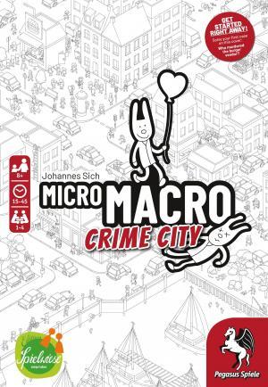 affiche MicroMacro: Crime City