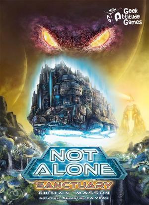 affiche Not Alone: Sanctuary