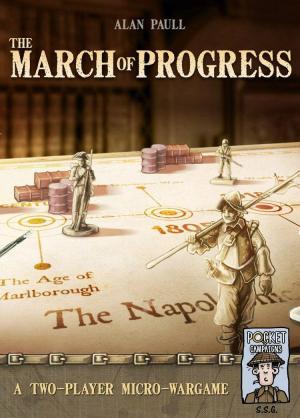 affiche La marche du progrès