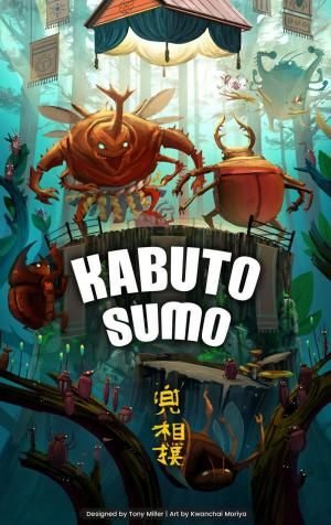 affiche Kabuto Sumo