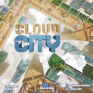 affiche Cloud City
